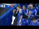 Torres likes to grab his bulge