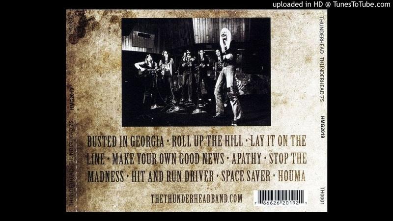 Thunderhead - Busted In Georgia [1975 Southern Rock]