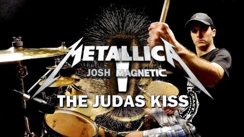 METALLICA - The Judas Kiss - Drum Cover