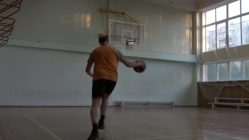 фристайл, или баскетболисту скучно)