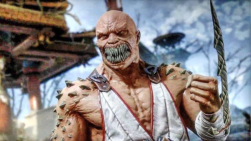 MORTAL KOMBAT 11 Gameplay Demo Baraka Vs Scorpion (2019) PS4/Xbox One/PC