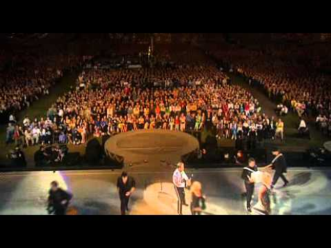Lord Of The Dance Feet Of Flames Hyde Park London avi