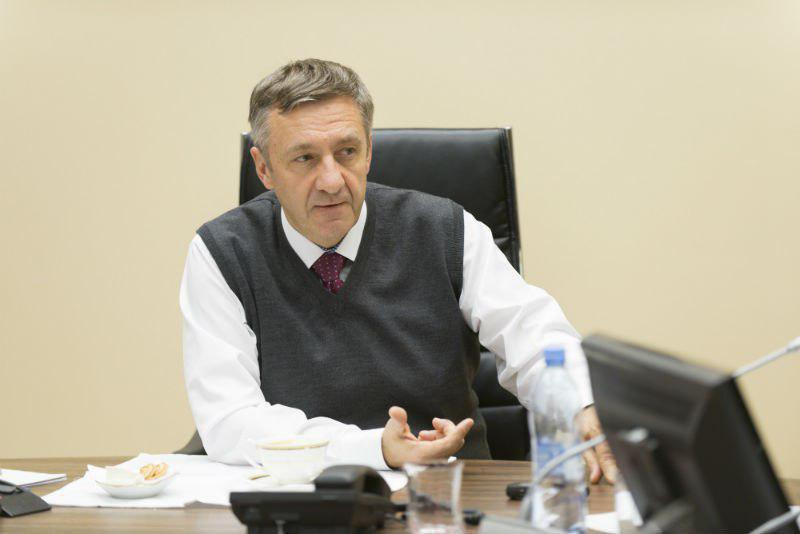 «Прямая линия» с префектом СВАО Валерием Виноградовым состоится 18 апреля