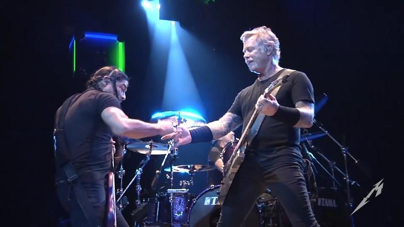 Metallica The Shortest Straw (Sacramento, CA - December 7, 2018)
