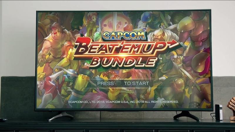 NS\PS4\XBO - Capcom Beat 'Em Up Bundle (Capcom Belt Action Collection)