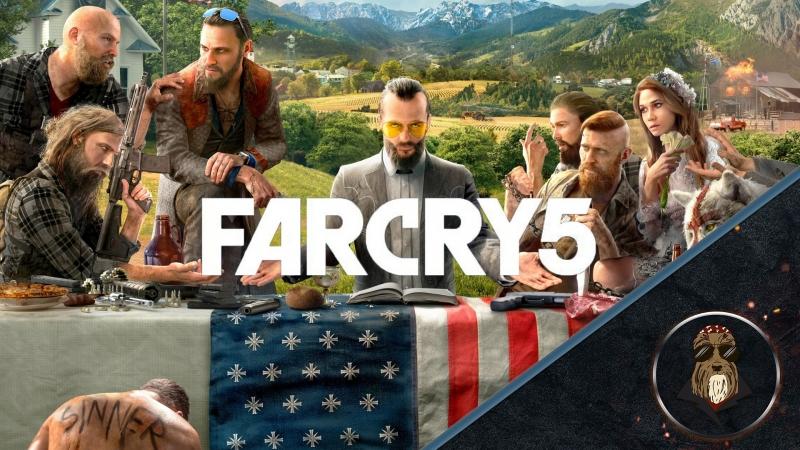 Far Cry 5 Врата Эдема откроются всем хотят они того или нет