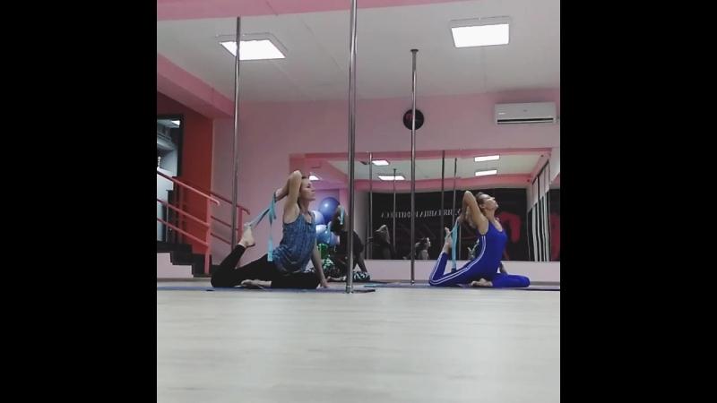 йога со Светланой Карагодиной