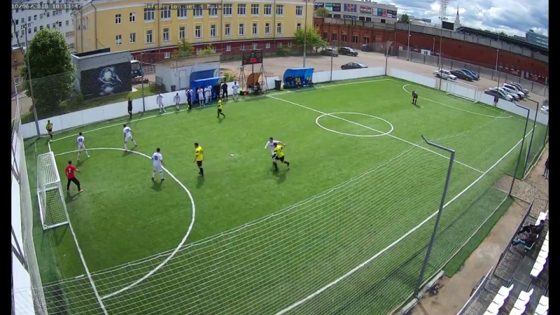 ФК Арарат 2:8 Золотая Бутса / Кубок Маракана - 2018 / 3 тур / 10. 06. 2018