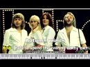 "ABBA - ""Gimme! Gimme! Gimme! (A Man After Midnight) Karaoke Version with lyrics on the screenabba gimme gimme"