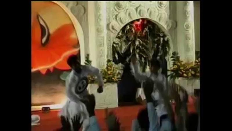 2003 1226 Evening Program Part 2 At Christmas Puja Ganapatipule India