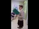 18 6 Галина Яковлевна читает стих е Лисенковой Л С