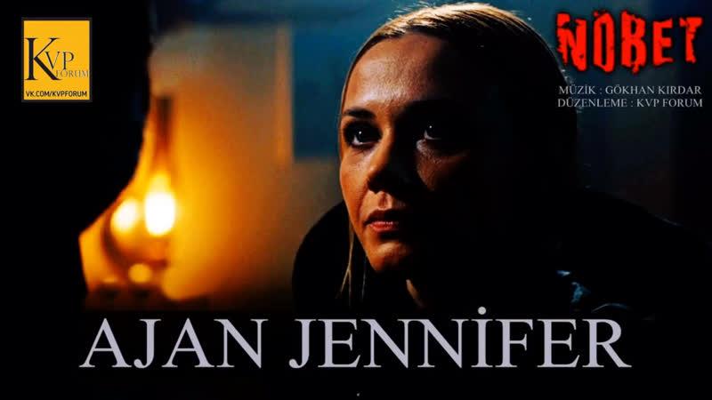 Nöbet Dizi Müzikleri - Ajan Jennifer