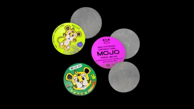 06. Mojo (feat. Chaboom, Leebido, DSEL) (Prod. 마진초이) (Preview)