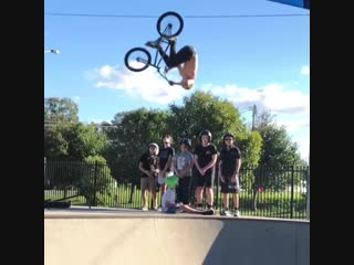 Ryan Williams | BMX