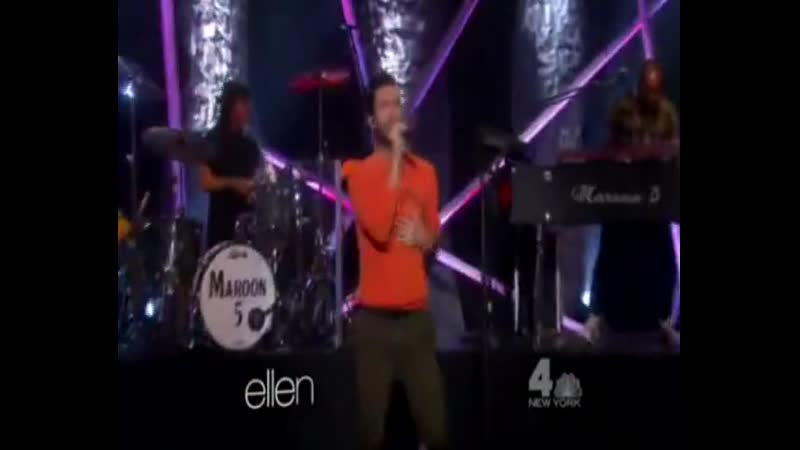 The Ellen DeGeneres Show - S12E97 - Adam Levine, Blake Shelton, Gwen Stefani, Pharrell Williams, Maroon 5 (September 8, 2014)