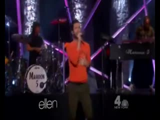 The Ellen DeGeneres Show - S12E97 - Adam Levine, Blake Shelton, Gwen Stefani, Pharrell Williams, Maroon 5 (September 8, 2014)