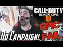 Black Ops 4 Reveal Angry Rant No Campaign Battle Royale