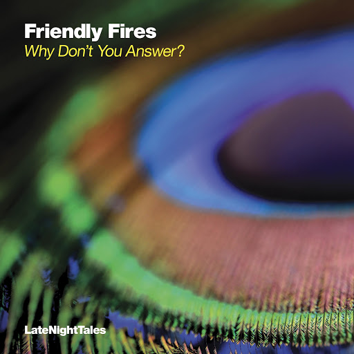 Friendly Fires альбом Why Don't You Answer?