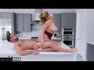 Johnny Castle & Eva Notty [ Mothers / Cumshot in mouth, On the kitchen, Skirt, Old with young, Pussy]