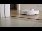 Умный робот-пылесос Xiaomi Mijia Smart Robot Vacuum Cleaner