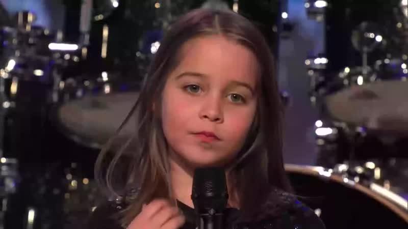 А такая милая девочка на вид....
