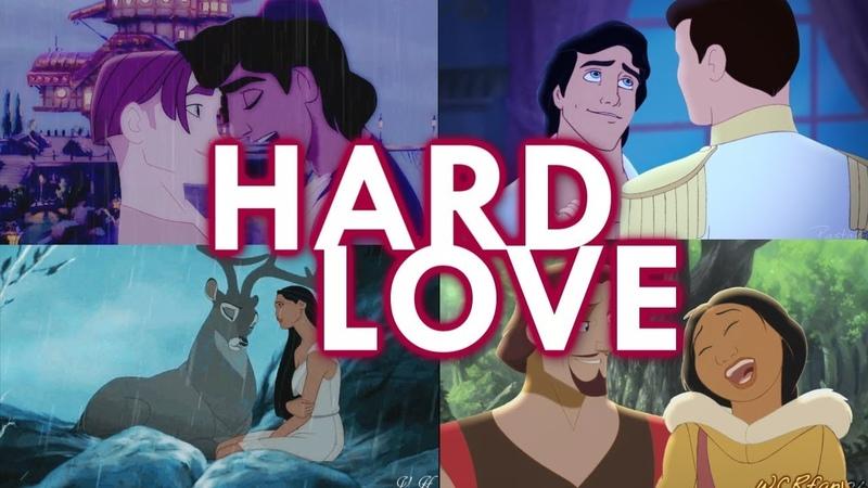 Hard Love ♦ Non/Disney MEP