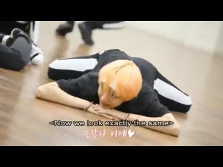 Im not normally attracted to butts.... - - but damn taehyung - - look at his cheeks. theyr