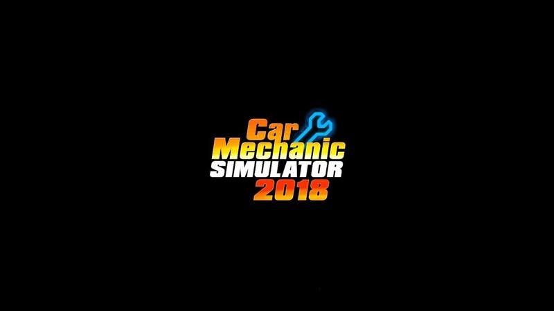 Dodge Charger и новые тачанки Car Mechanic Simulator 2018