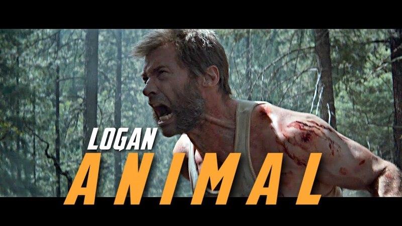 Animal Wolverine Logan
