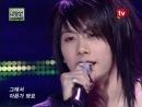 박효신(Park Hyo Shin) - 추억은 사랑을 닮아 (tvN드림모델컨테스트 070403촬영)