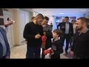 Хабиб Нурмагомедов расказал о будущем в UFC и захваты от чемпиона