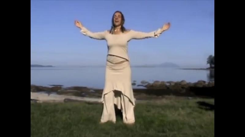 Kundalini Dance - Chakra Breathing - Daily Practice with Leyolah Antara