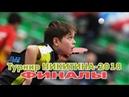 XIX Международный турнир Никитина Кадетки и Кадеты ФИНАЛЫ
