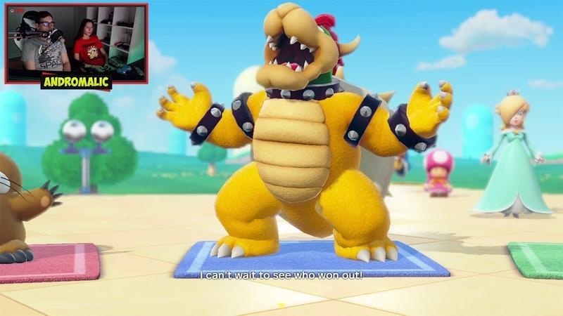 Прохождение Super Mario Party - Новые мини-игры (Nintendo Switch) Часть 3