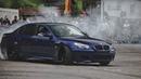 BEST of BMW M5 E60 - BURNOUT, DRIFT, REVS! PART 5
