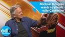 Michael Douglas wants to shrink down wife Catherine Zeta Jones