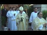 Holy Mass on Solemnity of All Saints, with Pope Francis from Campo Verano Cemetery, Rome 2015 HD