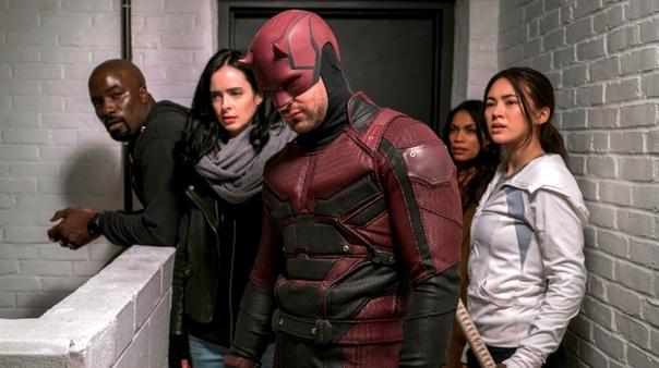 Netflix и Marvel закрыли «Сорвиголову» после трёх сезонов Стриминговый сервис Netflix объявил об отмене уже третьего шоу по комиксам Marvel: вслед за «Железным кулаком» и «Люком Кейджем» эта