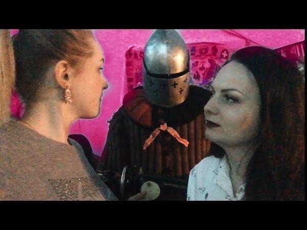 Девушки испытывают Этна - фэст Что такое белорусская мода