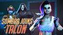 Sombra Joins Talon SFM