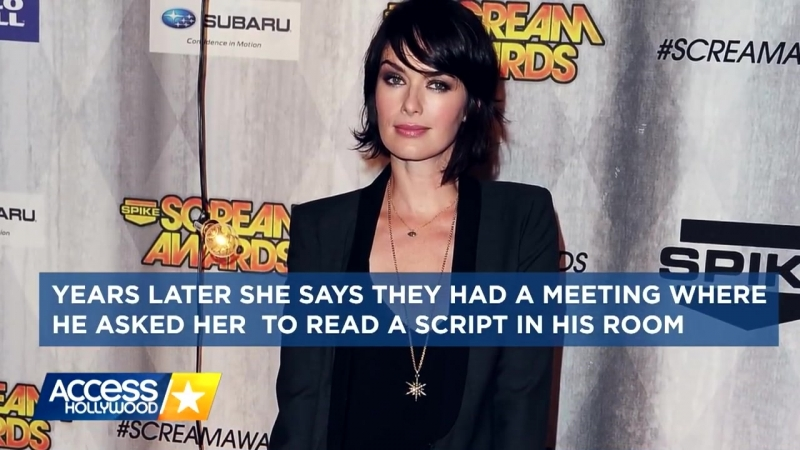 Lena Headey Claims Harvey Weinstein Sexually Harassed Her_ My Whole Body Went I