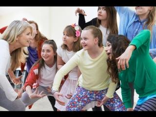 Детская театрально-танцевальная студия