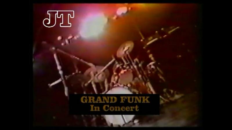 Grand Funk Railroad -- Black Brass -- M.S.G. 1972