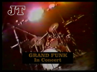 Grand Funk Railroad -- Black Brass -- M.S.G. 1972