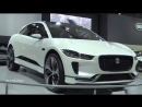 2019 Jaguar I Pace Exterior Walkaround