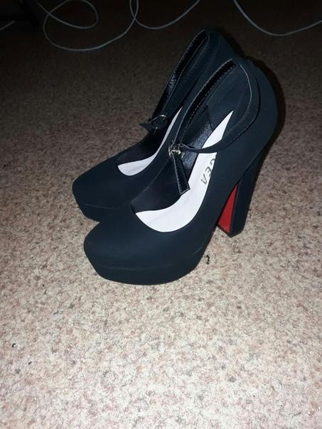 Новые туфли 36 размера