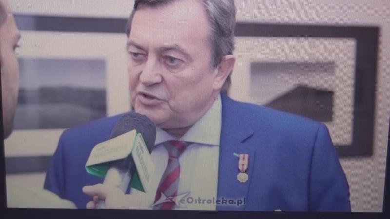 M.K TV ( ROZMOWA Z JANEM ZBIGNIEWEM HR.POTOCKIM )