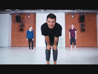 Дима Масленников, фрагмент из онлайн-курса «Мастерство танцовщика»