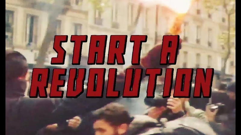 Digital Punk Max Enforcer - Start The Revolution (Official Videoclip)