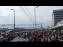 Прибытие поезда Победы на станцию Тюмень. 09.05.18